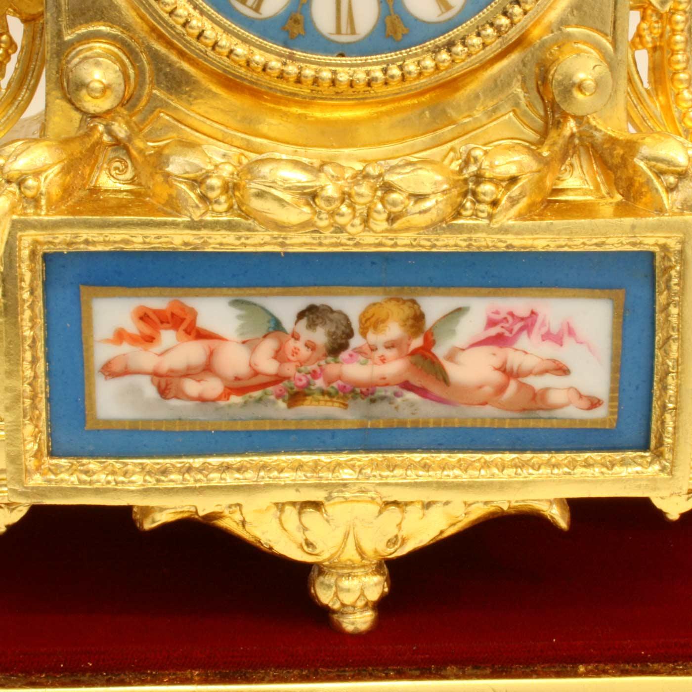 french-clock-es3049-9